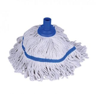 Professional Hygiemix Mop Head-Blue (Screw On)