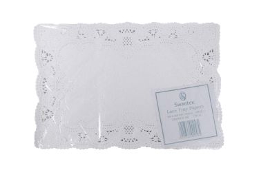 Lace Tray Papers 16  X 12