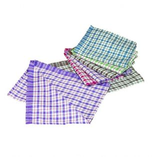 High Quality Cotton Teatowels Assorted colour