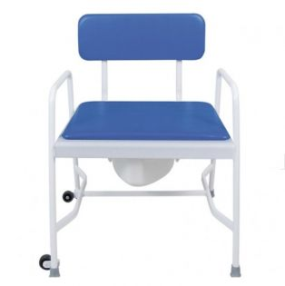 AX220 Fixed Height Bariatric Commode