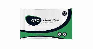 Azo Universal Pillowpack Wipe 33Cm X 22Cm