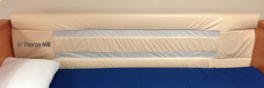 3 Bar Velcro Fastening Casa Cot Bumpers