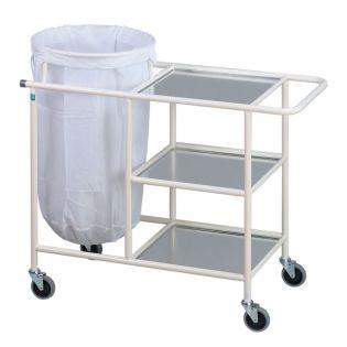Clean/Soiled Linen Trolley