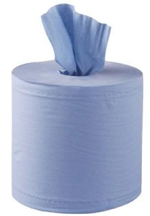 Standard Centrefeed 2Ply-Blue