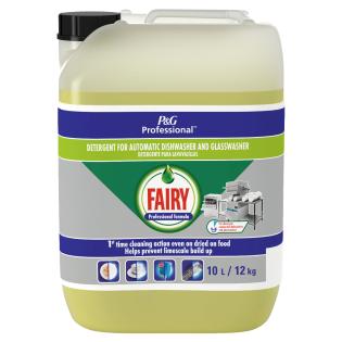 Fairy Professional Dishwasher Detergent 10L