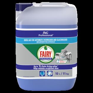 Professional Fairy Dishwasher Rinse Aid 10L