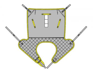 Universal Deluxe Poly Sling