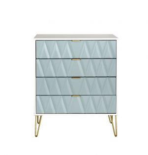 Europa Breeze: 4 Drawer Chest