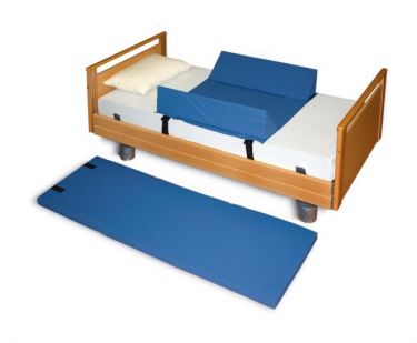 Anti-Roll Bed Wedge, Pair