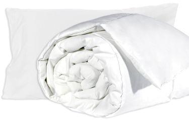 MRSA Resistant Wipe Clean: Waterproof Duvet 10.5 Tog- Single