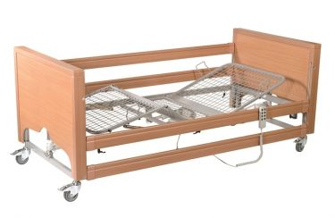 Casa Med Classic  Fs with Wooden Side Rails