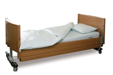 Value Bedding Protection: Waterproof Fitted Mattress Cover- Single