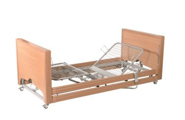 Classic Profiling Bed Low, With Side Rails