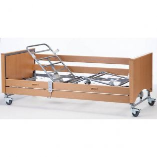 Ergo Low Profiling Bed, Dual Height Option