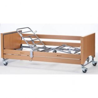 Encore Low 4 Section Profiling Bed