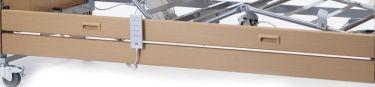 Medley Ergo Full Length Side Rails - Wooden