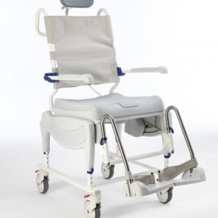 Ocean Ergo Dual-VIP Shower Commode Chair