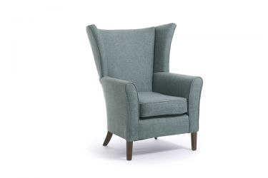 Mayfair Hi-Back Chair With Wings