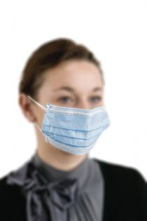 Type IIR Surgical Face Mask With Tie Backs