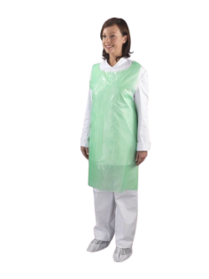 Green Aprons-On-A-Roll