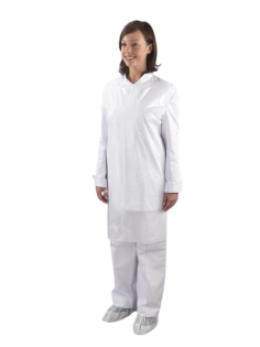 White Aprons-On-A-Roll Deluxe