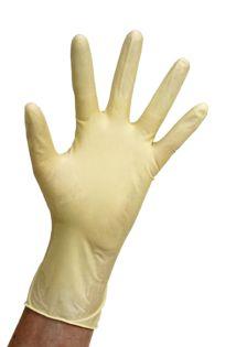 Sterile Latex Gloves Medium