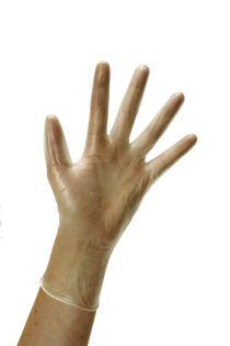 Vinyl Powder Free Gloves Large **