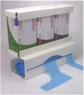 Multi Dispenser Glove/Apron