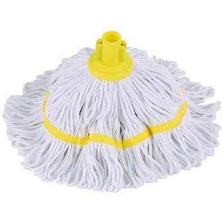 Professional Hygiemix Mop Head-Yellow (Screw On)
