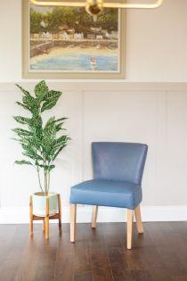 Kenwood Diamond Inchyra Blue Side Chair