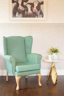 Richmond Green High Back Lounge Chair