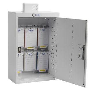 Mds; 6 Frame Drug Cabinet