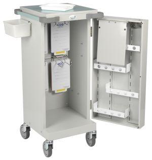 Mds/Mms Drug Trolley 4 Frame