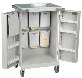 Mds/Mms Drug Trolley 6 Frame