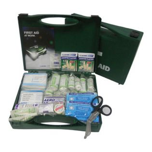 First Aid Kit - 20 Person Kit - Hygiene