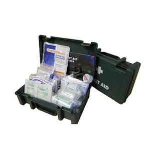 First Aid Kit - 10 Person Kit - Hygiene