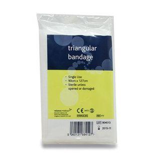 Tri-Angular Bandages