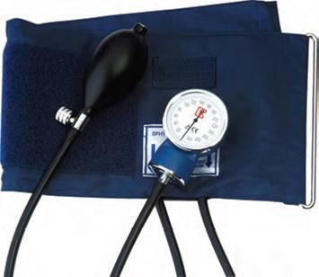 Aneroid Sphygmamometer Pocket Type With Case