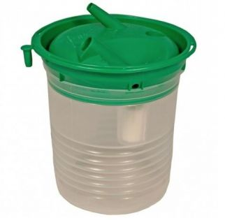 VacSax Bacticlear Antimicrobial Liner 1ltr