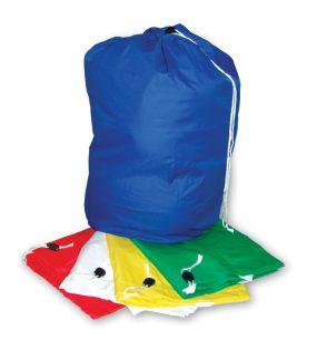 Polyester Laundry Bag White