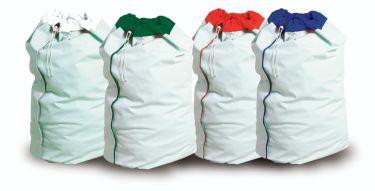 Waterproof Laundry Bag Blue