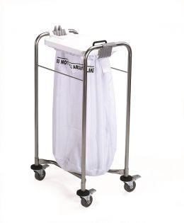 1 Bag Laundry Cart