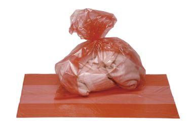 Eazycare Red Soluble Strip Laundry Sacks **