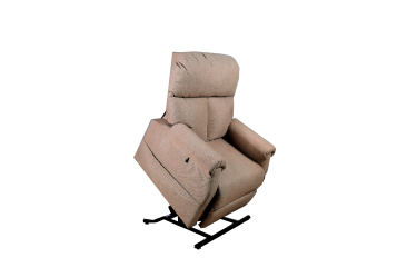 Cameo Rise Recline Chair - Latte