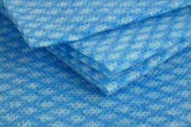 Centrefeed Non-Woven Cloth Roll-Blue
