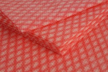 Centrefeed Non-Woven Cloth Roll-Red