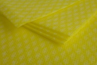 Centrefeed Non-Woven Cloth Roll Yellow