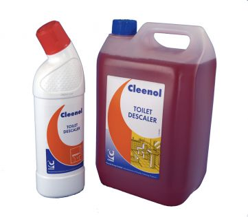 Cleenol Toilet Cleaner And Descaler 5L
