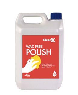 GleemX Wax Free Polish 5L