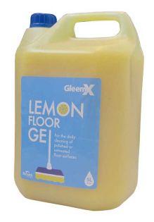 GleemX Lemon Floor Gel 5L